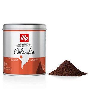 Café iIly moído Arabica Selection Colômbia- 125g
