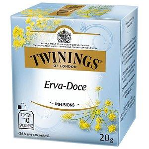 Chá de Erva Doce Twinings - 20g / 10 sachês