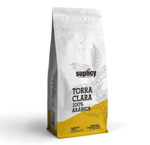 Café em Grãos Suplicy Torra Clara  - 250g