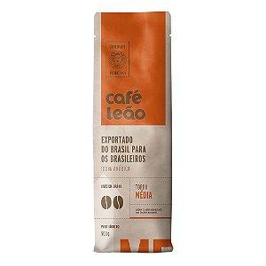 Café em Grãos Leão Torra Media - 500g