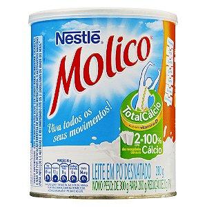 Leite em pó Solúvel Molico Lata 280g - Nestlé