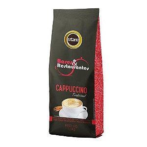 Cappuccino Tradicional Bares e Restaurantes Utam - 1kg