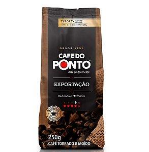 Café do Ponto Exportação Torrado e Moído - 250g
