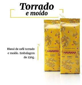 Café do Havanna Gourmet Torrado e Moído - 250g