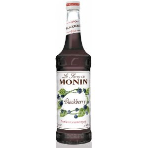 Xarope Monin Blackberry - Amora 700ml