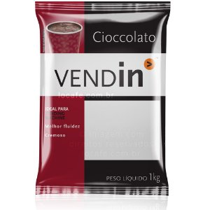 Chocolate com Leite Vendin Cioccolato - 1kg