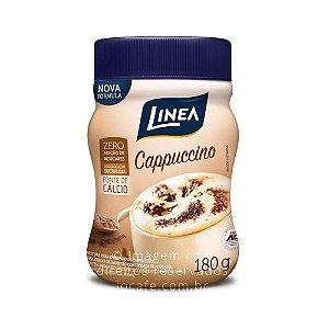 Cappuccino Solúvel Linea - Pote 180g