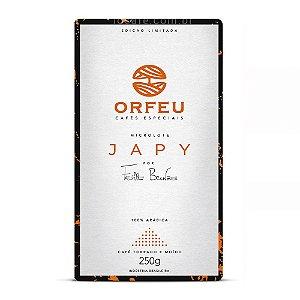 Café Orfeu Microlote Japy Torrado e Moído - 250g