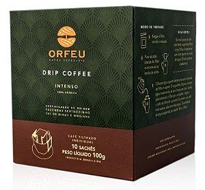 Drip Coffee Orfeu Intenso - 10 Sachês