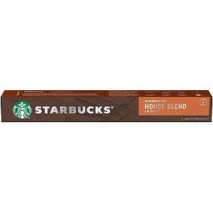 Café Starbucks® House Blend em Cápsulas - 10Ud