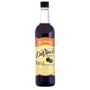 Xarope Davinci Gourmet Blackberry (Amora) – 750ml