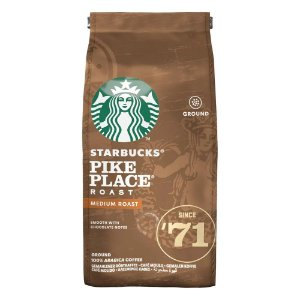 Café Starbucks® Pike Place® Torra media - Moido 250g
