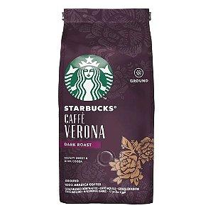 Café Starbucks® Verona® Torra Escura - Moido 250g