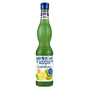 Xarope Fabbri Sciroppo Limonkiwi (Limão - Kiwi) - 560 ml