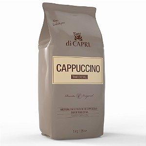 Cappuccino Solúvel Di Capri 1kg - Tradicional