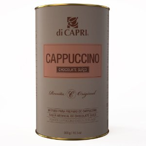 Cappuccino di Capri Chocolate Suiço - Lata 300g