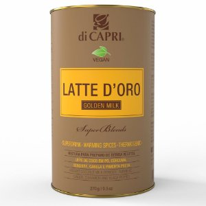 Latte D'oro (Golden Milk) di Capri Vegan - Lata 200g
