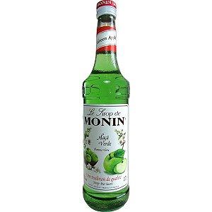 Xarope Monin Maçã Verde - 250ml