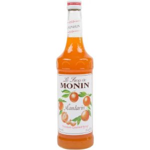Xarope Monin Tangerina - 250ml