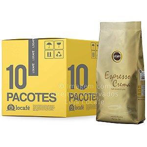 Café em Grãos Espresso Crema Utam 10Kg (10x1Kg)