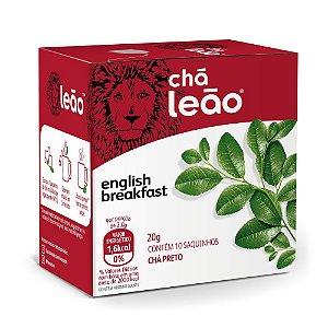 Chá Leão - English Breakfast 10 sachês