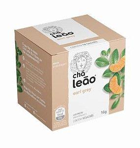Chá Leão Earl Grey em sachés - 10Ud