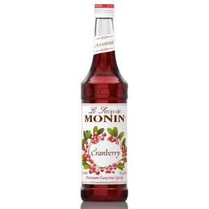 Xarope Monin Cranberry - 700ml