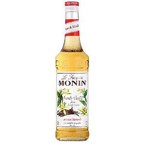 Xarope Monin Baunilha - 700ml