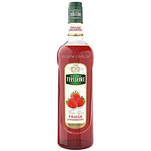 Xarope Teisseire Morango - 700 ml