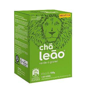 Chá Verde a Granel - Caixa com 100g