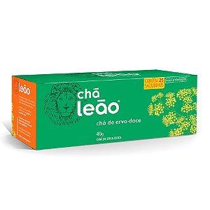 Chá Leão Erva Doce 25g em sachês - 25Ud