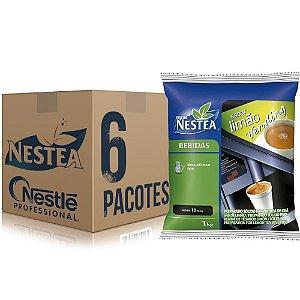 6Kg Nestea Chá Solúvel Limão Vending (6 x 1Kg) - Nestlé