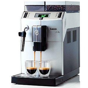 Máquina de Café Saeco Lirika Plus Silver 110v - Philips Saeco