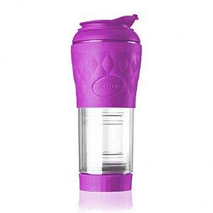 Cafeteira Pressca Rosa Quartzo - 350 ml