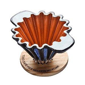 Porta Filtro Koar Cerâmica