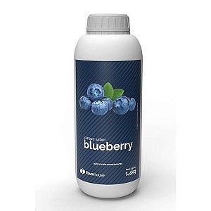 Xarope Artesanal Blueberry Flavour House
