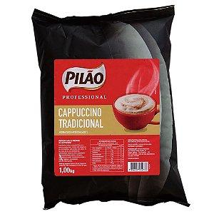 Cappuccino Pilão Tradicional 1kg - Pilao Professional