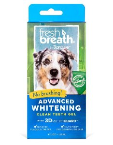 FRESH BREATH GEL WHITENING 118ML