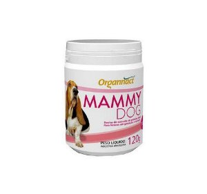 ORGANNACT MAMMY DOG 120G