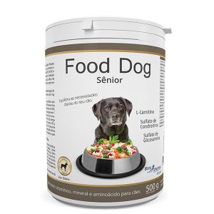 FOOD DOG SÊNIOR 500G