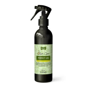 KIT OLIVE CARE PERIGOT COM SHAMPOO, CONDICIONADOR 500ML E ANTI FRIZZ 240ML