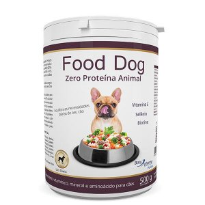 FOOD DOG ZERO PROTEINA ANIMAL 500G