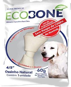 OSSINHO NATURAL ECOBONE 4/5 COM 1 UNIDADE 60G