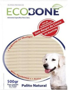 PALITO NATURAL ECOBONE 8MM 500G