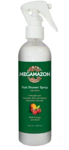 FAST SHOWER BANHO A SECO COM PITANGA E BURITI SPRAY  240ML