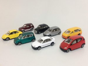Carrinho 1:50 Metal - Cor e modelos  Novos