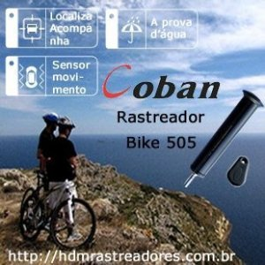 Rastreador Coban Bike 505