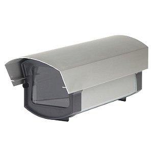 Caixa de proteçao para cameras de segurança tamanho grande aluminio
