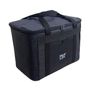Bolsa Térmica Box 30 Litros - Anti-Vazamentos - Bag Lev