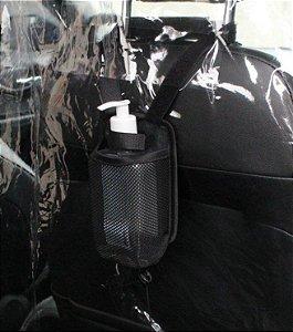 Porta Álcool Gel Para Veiculos  - Modelo M1 - Bag Lev